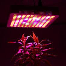 300W LED Plant Grow Light Full Spectrum IR UV Indoor Hydroponic Lamp Greenhouse Illumination Kit