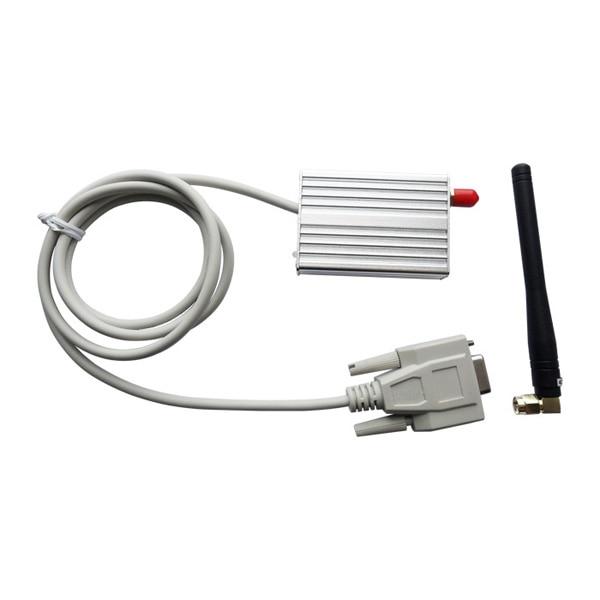 3000m 433MHz RS232-DB9 интерфейс 500mw безжичен RF - Комуникационно оборудване - Снимка 3
