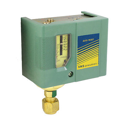 цена на Air Compressor 10-40PSI 1-Port Refrigeration Pressure Switch Control Valve