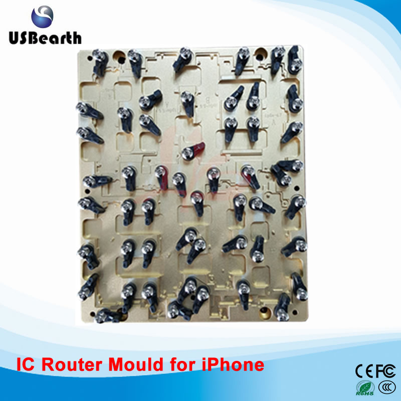 IC router CNC Milling Metal engraving polishing mould for iPhone 6S 6S+ 7 7+ motherboard repair for iphone main board repair ly ic cnc router 3040 mould 10 in 1 cnc polishing engraving machine eu free tax