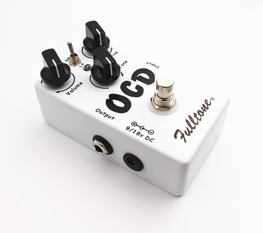Image 4 - Free Shippiping Ultimate Drive Electric Guitar Pedal Effect Overdrive Distortion  Obsessive Compulsive Drive (OCD)-in Guitar Parts & Accessories from Sports & Entertainment