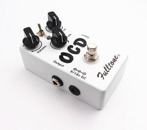 Image 4 - Pedal de guitarra eléctrica Ultimate Drive, efecto Overdrive, distorsión, y obsesivo compulsivo (OCD)