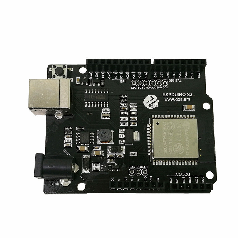 ESP32 Development Board Serial Port WiFi Bluetooth Ethernet Internet of Things Wireless Transmission Module Control Board doit arduino ide for esp32 module wifi and bluetooth development board ethernet internet wireless transceiver control board