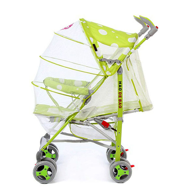 Portable Ultra Lightweight Baby Stroller Car Baby Carriage Folding with Mosquito Net Light Umbrella Pushchair Pram Buggy 6 M~3 Y summer mosquito net travel folding portable four wheel cart carriage reversible car baby stroller lightweight pram pushchair