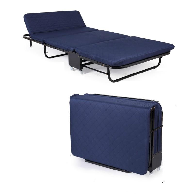 3 Fold Adjule Backrest Pillow Bed