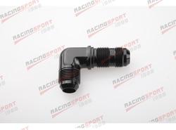 AN 12 (AN12 AN12) 90 stopni grodzi montażu czarny AD22006 adapter w Klocki i części od Samochody i motocykle na