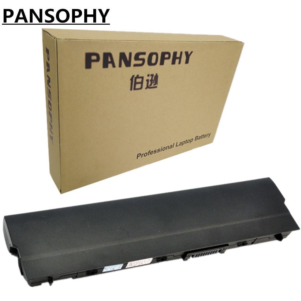 PANSOPHY 60WH Battery For Dell Latitude E6220 E6230 E6320 E6330 E6430s E5220 K4CP5 FRR0G 09K6P 0F7W7V 11HYV 3W2YX GYKF8 RXJR6