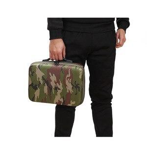 Image 5 - Yoteen sac de Camouflage pour Nintendo Switch étui de transport EVA sac de voyage pour Console Dock Pro contrôleur