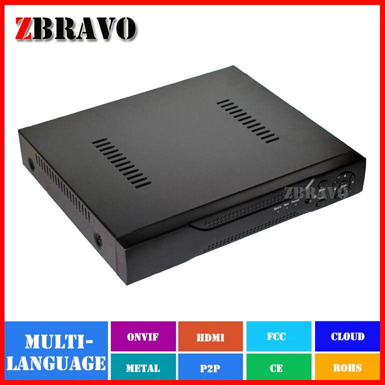 ФОТО 1080P 4CH HDCVI DVR HD CVI DVR 4channel 1080P/720P CCTV Recorder support DAHUA CVI camera With HDMI & VGA,3G,WIFI,High Image