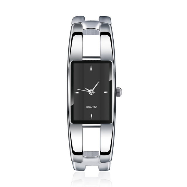 2018 Luxury Brand Watch Bracelet Watches Hollow Sexy Slim Band Women Bangle Watc