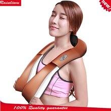 Massage shawl Full body Kneading massage cape instrument multi-function massage device High quality PU Ease sub-health massager