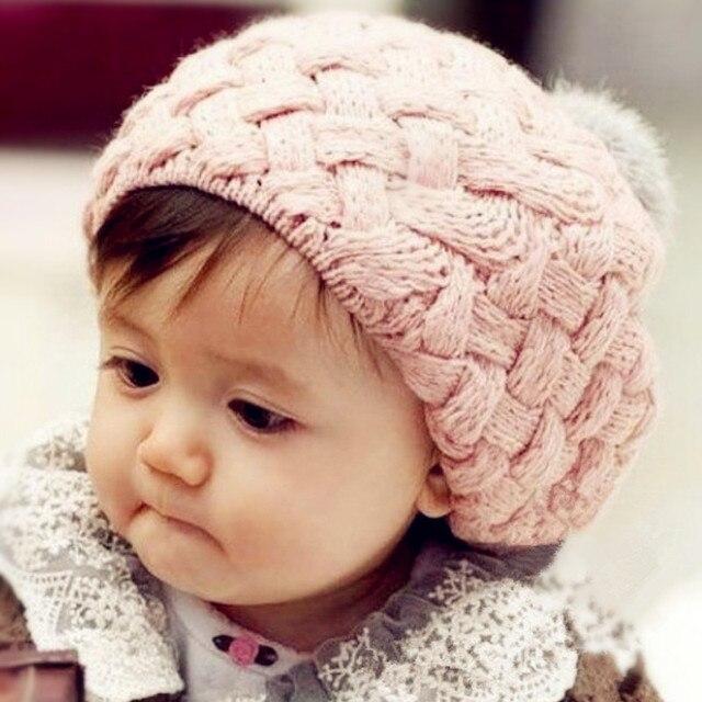 Kinder Herbst Winter Hüte Baby Fotografie Requisiten Beanie