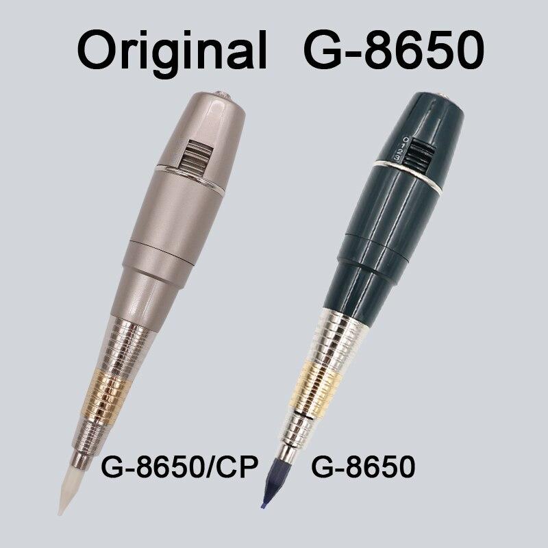 1 set G8650 D'origine Taiwan Kit De Maquillage Permanent Géant soleil tatouage Machine G-8650 Avec Batterie Machine À Tatouer Kit De Tatouage Complet