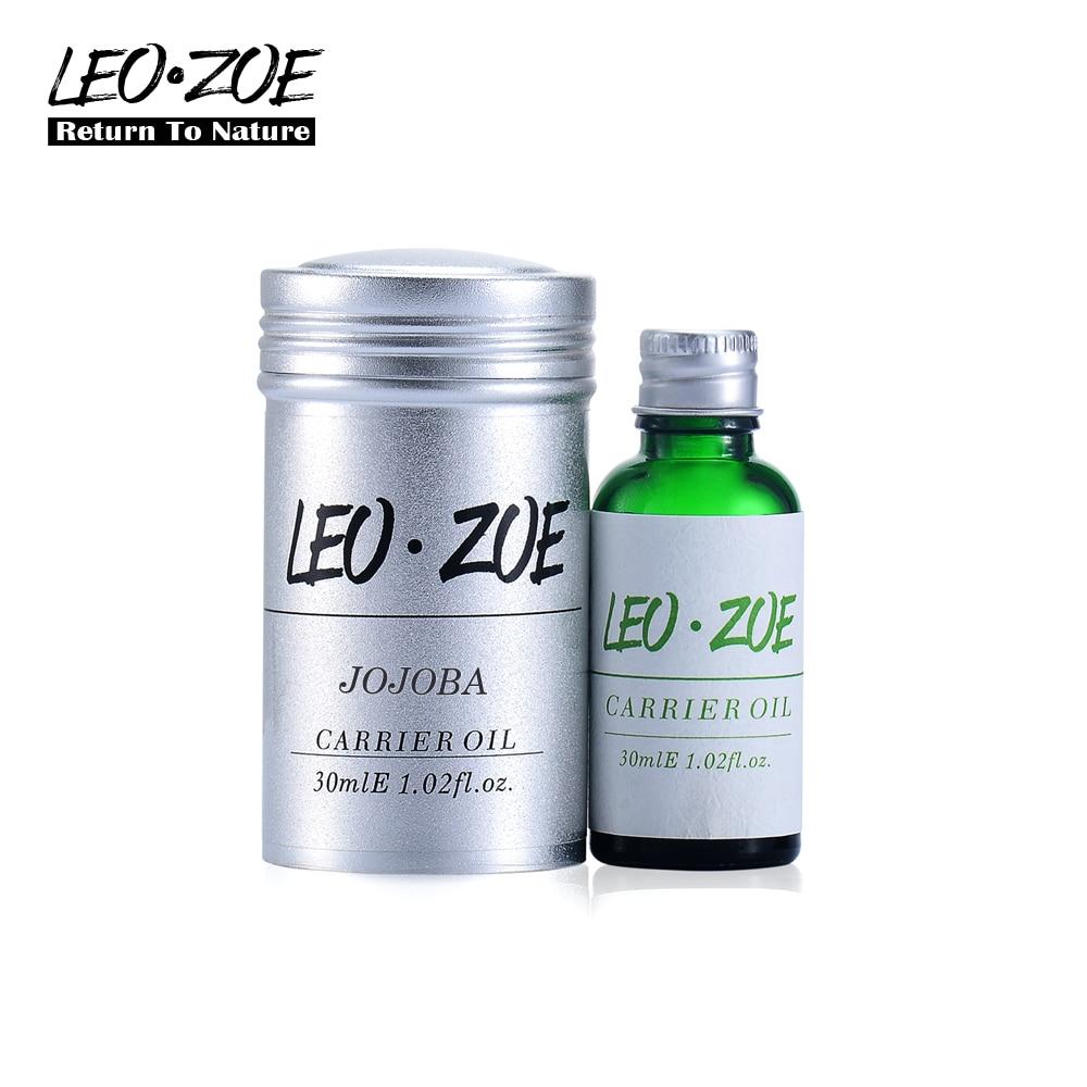 Well-known brand LEOZOE pure jojoba oil Certificate of origin Mexico Authentication Jojoba essential oil 30ML