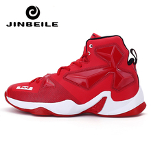 Classic Plus Size 45 Basketball Shoes Sneakers Homme 2019 Newest Mens Athletics Outdoor Sport Gym Male James