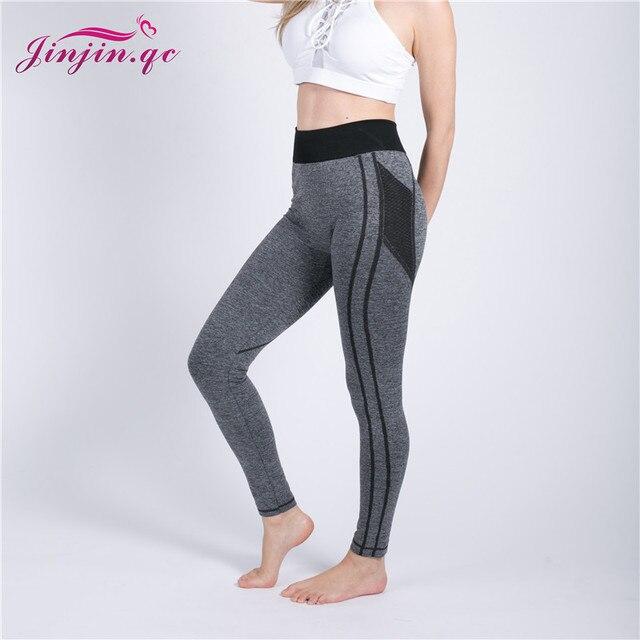 Jinjin.QC Heart Shape Leggings Women Push Up Legging Sexy High Waist Pants Fitness Activewear Jegging Drop Shipping