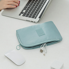 Travel Storage Bag for Computer and Smartphone Electronic Devices and Accessories