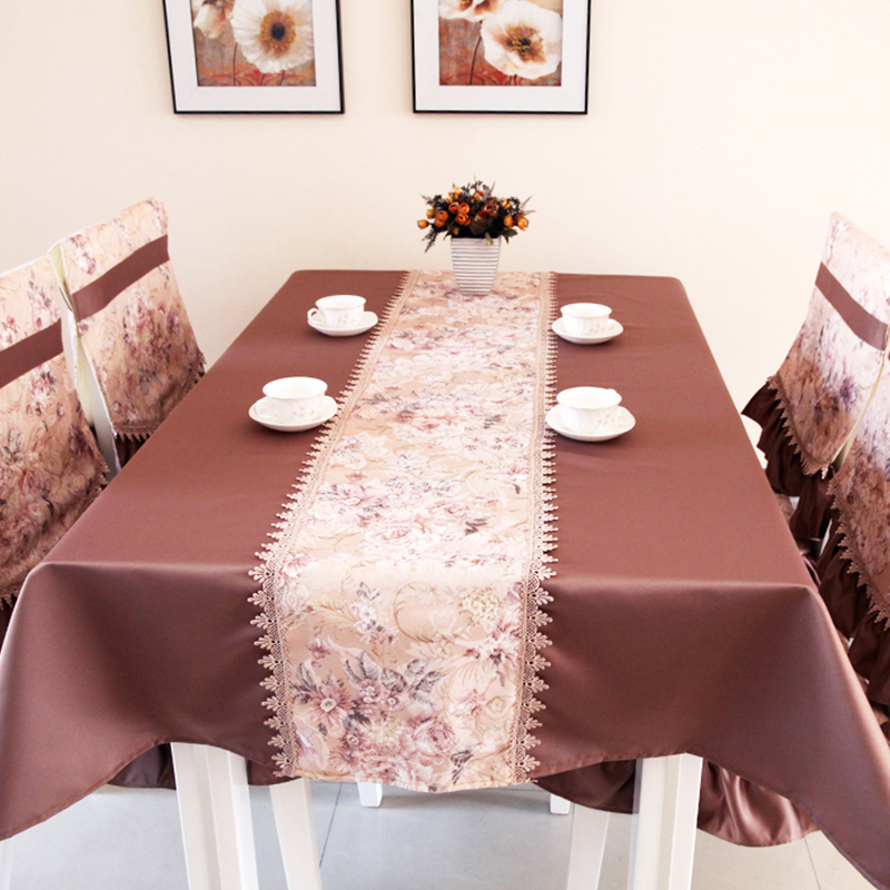 Online Shop Letze fashion classic dining table cloth fabric