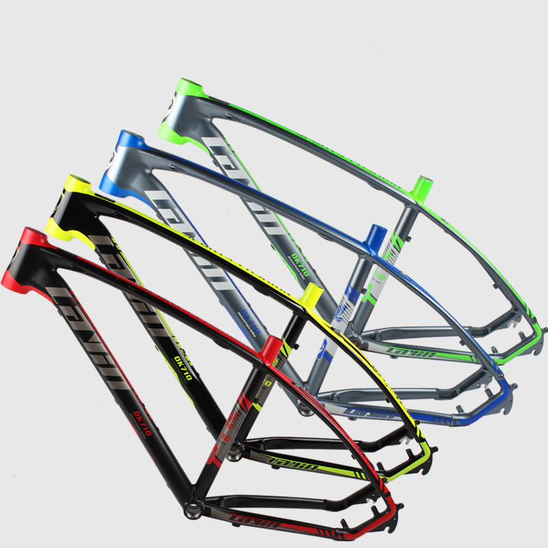 MEROCA mountain bike aluminum alloy frame 26-inch 27.5-inch wire wind broken Beam frames beam to column joints in rc frames