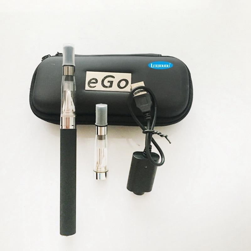 Leiqidudu Ego CE4 starter kits e cigarette EVOD battery CE4 atomizer needle bottle carring case e cigarette vape pen