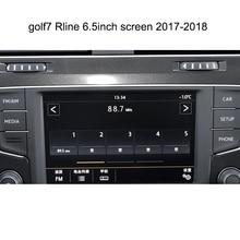 Lsrtw2017 schermo di Navigazione Per auto Temperato pellicola per volkswagen golf7 2016 2017 2018 golf6 2010 2011 2012 2013 2014 2015