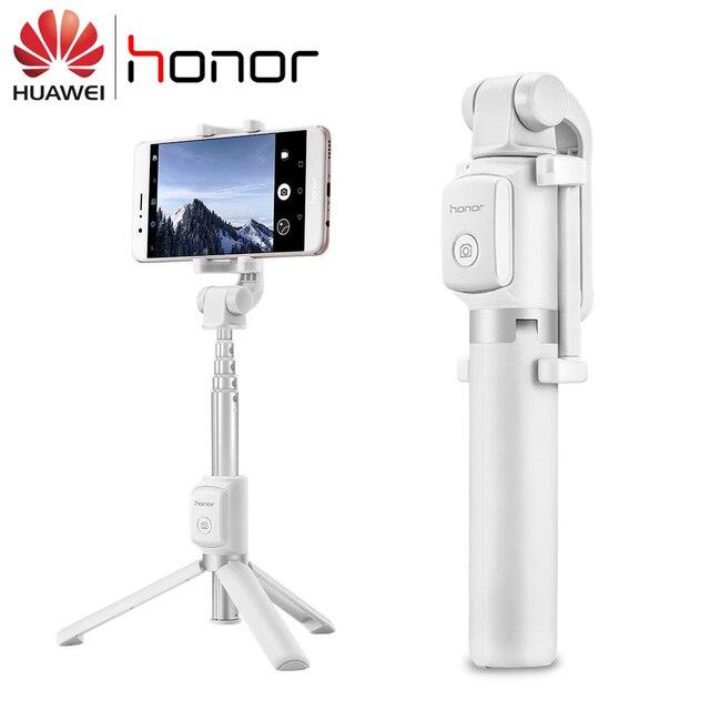 מקורי Huawei הכבוד AF15 Bluetooth Selfie מקל חצובה ניידת חדרגל להארכה כף יד Selfie מקל עבור טלפון נייד