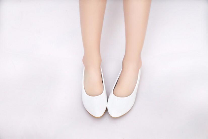 girl leather shoe-22