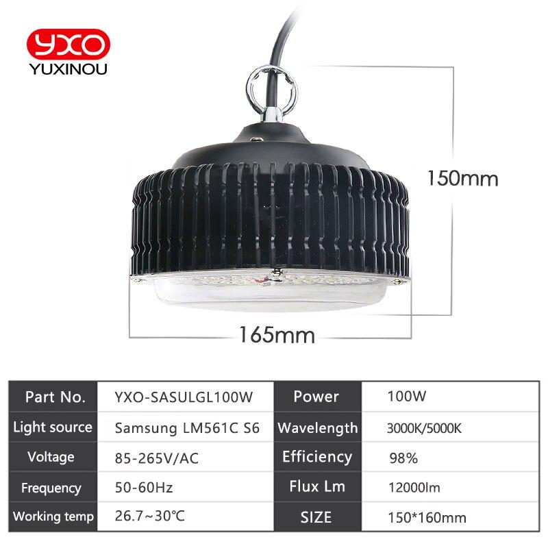 D'origine Cree COB CXB3590 CXB 3590 LED élèvent la lumière 3000 k 3500 k 5000 k 80 Samsung LM561C S6 LED élèvent la lumière pour les plantes médicales - 6