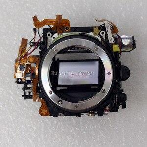 Image 1 - Nouveau cadre de boîte de miroir assy avec ouverture sans pièces de réparation dobturateur pour Nikon D600 D610 SLR
