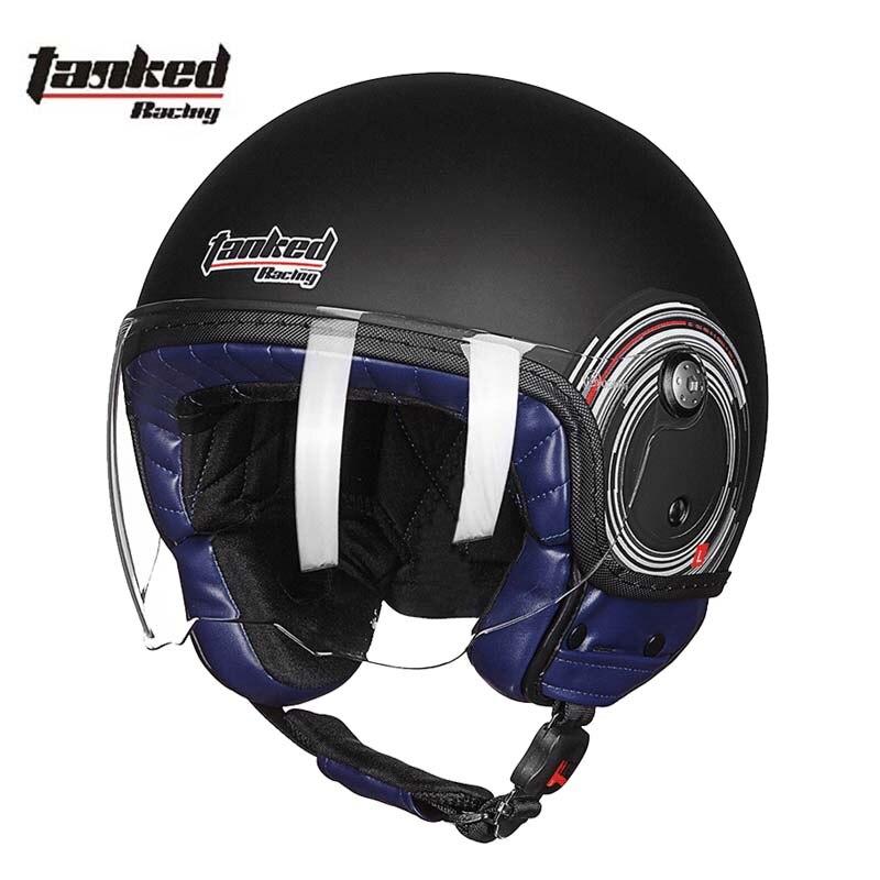 Quatre saisons moto casque Tanké Rayonnages T583 scooter électrique moto moto motocross casques bouchon de sécurité rose noir blanc