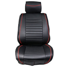 Automobiles Seat Covers Full Car Seat Cover Universal Fit Interior Accessories Protector Color Black Car-Styling  #WL1 dewtreetali universal automoblies seat cover four seaons car seat protector full set car accessories car styling for vw bmw audi