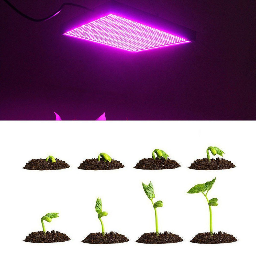 UV LED Plant Growing Lamp Bulb Greenhouse Indoor Plants Grow Lights for Hydroponics Flowers Vegetables ALI88 wholesale 300w high power led grow light red blue uv ir for hydroponics greenhouse grow tent 300w plant lamp free shipping