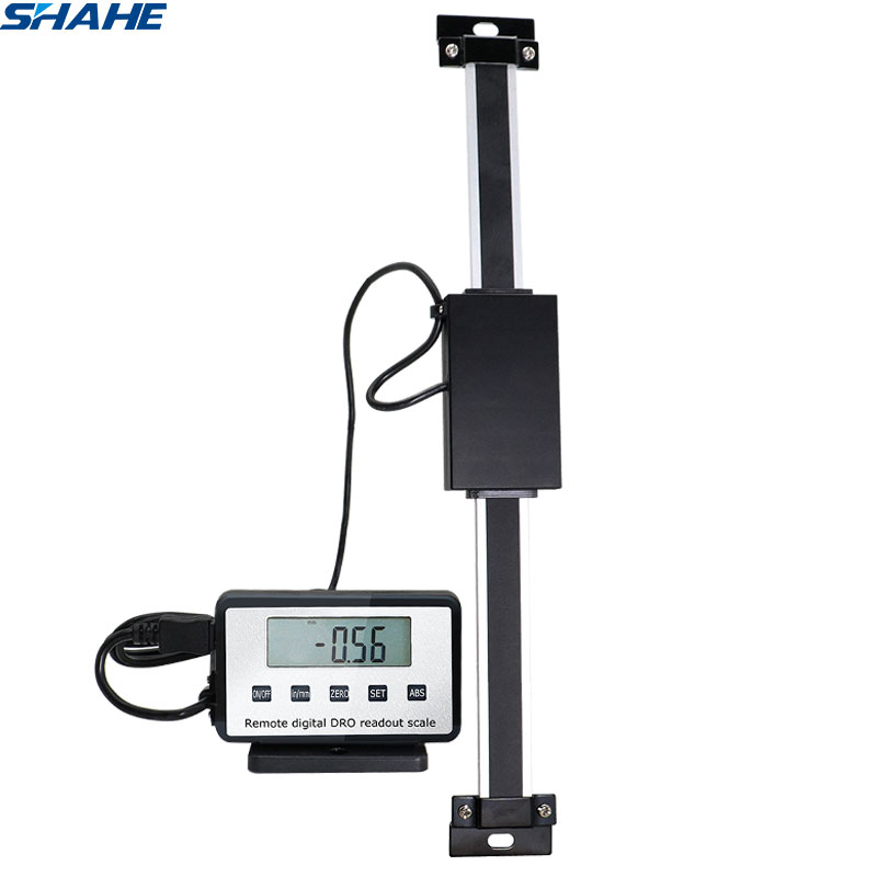 shahe new 0 200 mm 0.01 mm DRO Magnetic Remote Digital Readout digital linear scale External Display|readout digital linear scale|remote digital readout|digital linear - title=