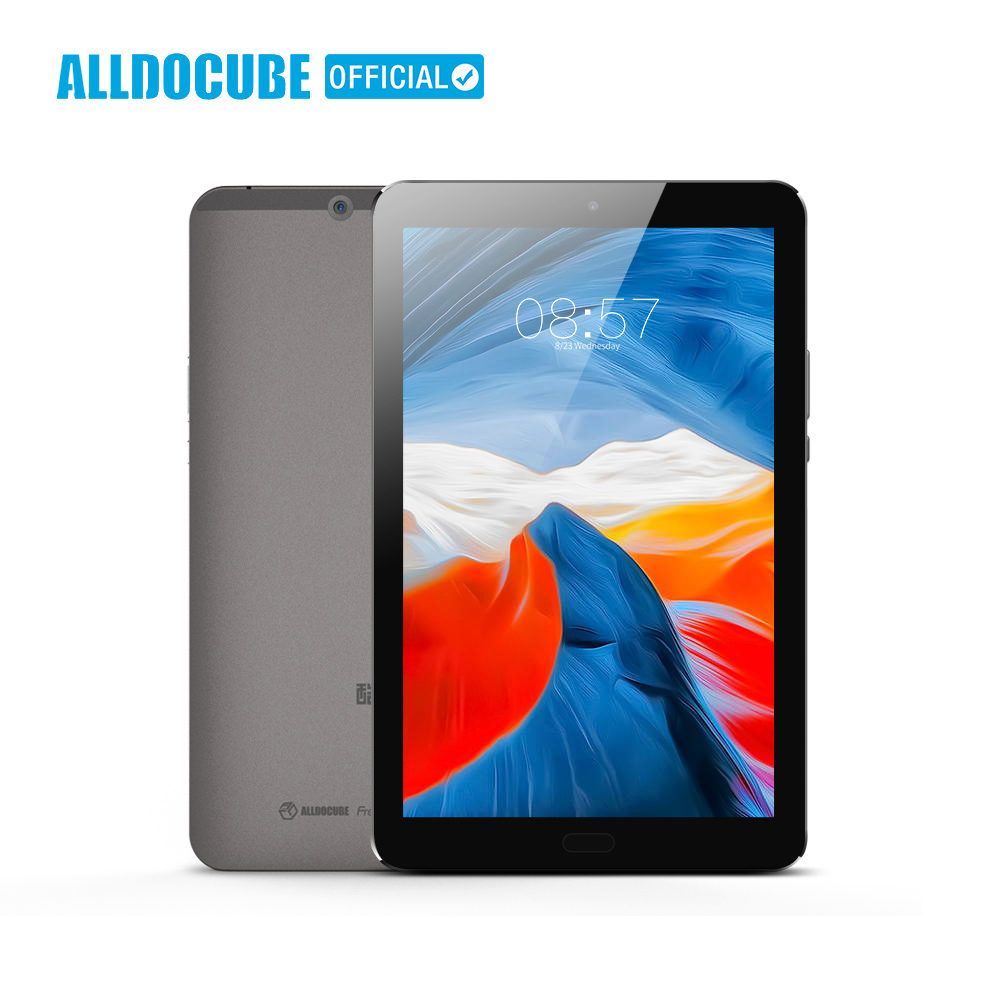 ALLDOCUBE U89 Freer X9 8.9 inch 2560*1600 IPS Android 6.0 MT8173V Quad core 4GB RAM 64GB ROM 13MP Dual Wifi 2.4G/5G Tablets PC