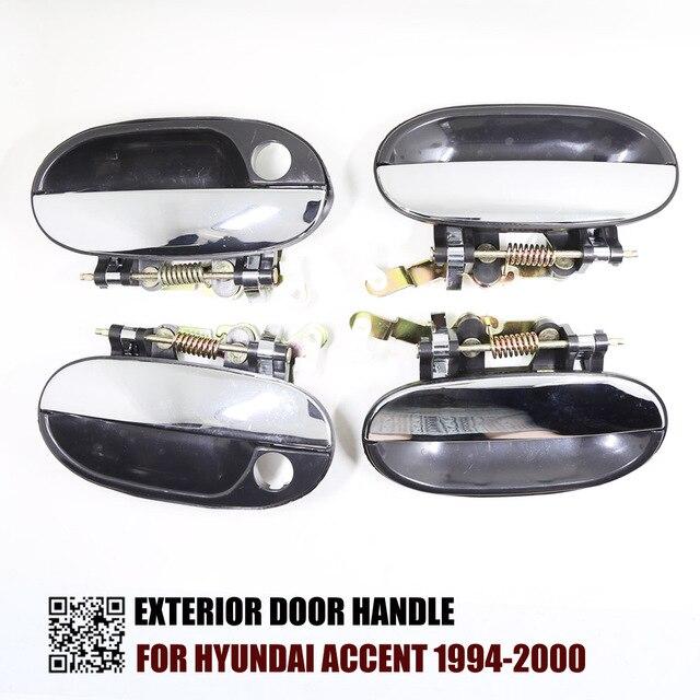 2000 Hyundai Accent Exterior: Tahmini Teslimat Zamanı