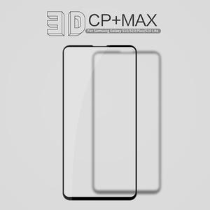 Image 1 - Nillkin samsung galaxy s10/s10 artı/s10e temperli cam ekran koruyucu tam kapalı 3D CP + Max 9H 0.33mm 5.8/6.11/6.4