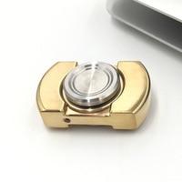 EDC Hand Spinner VORSO England Produced A Jiatewei Fingertip Gyroscope Fidget Spinner Copper Brass Fidget Spinner