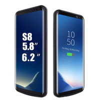 NEWDERY U1 RCN For Samsung Galaxy S8 S8 Plus Battery Case Rechargeable Power Bank Backup External