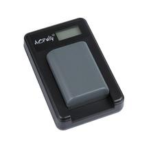 AOPULY NB-2L NB 2LH bateria Recarregável Câmera Digital Bateria + Carregador USB LCD para Canon PowerShot G7 G9 S30 S40 S45 S50 S60 S70 S80