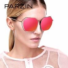 PARZIN Brand Polarized Sunglasses Classics Fashion Shield Anti UV400 Quality  Women Colors Eyewear 2017 New Driving Glasses 8087