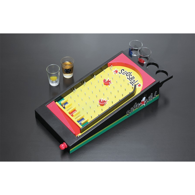 Novelty Gifts Hoodle Shooting Party Games Roulette Drinking Bar Game with 4 Glass Cups a ...