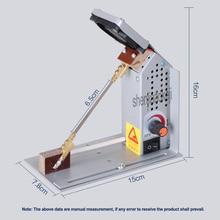 Температура Регулируемый резка машины YC-18 расплава резак нейлоновая атласная лента, эластичная лента резка ножи, ленты машина 220 В