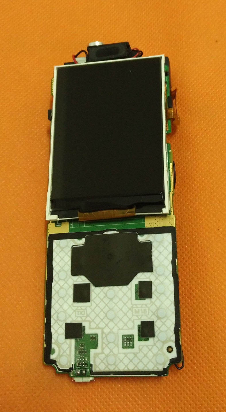 Used Original mainboard Motherboard for VKWorld Stone V3 2.4 Waterproof Phone IP67 Free shipping