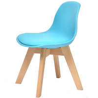 Household Kids Wooden Chair Simple Low Stool with Backrest Multifunction Change Shoe Bench Stable Dining Chair Kids Study Chair
