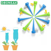 36pcs Automatic Watering Device Garden The New Water Flow Adjustment Plant Drip Irrigation Tools Lazy Man Watering Flowers Kit