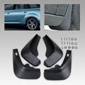 4x Новый Автомобиль Автомобильные Аксессуары Брызговики Брызговики Mudguard Для Ford Focus Hatchback MK II 2005 2006 2007 2008 2009 2010 черный