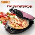 Электрическая блинница SHIPULE  машина для пиццы  блинная машина  инструменты для приготовления пищи  электрическая сковорода для выпечки