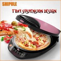 SHIPULE Electric Crepe Maker,Pizza Machine Pancake Machine cooking tools electric baking pan