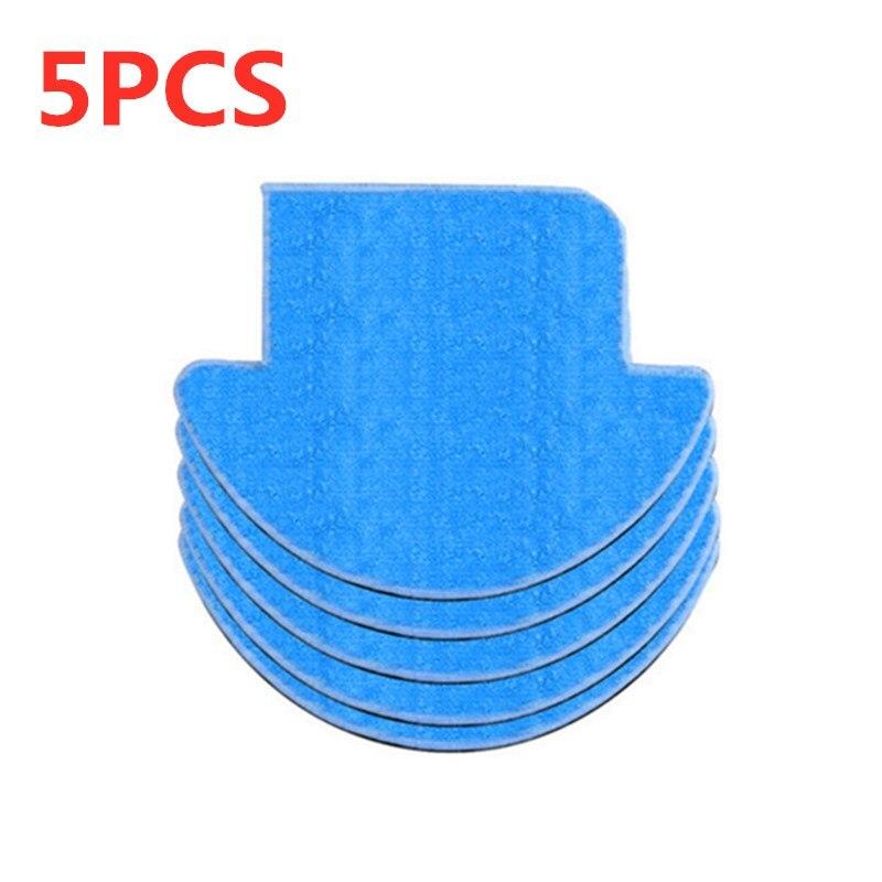 5 шт./лот Mop текстильная салфетка Замена для Chuwi iLife V7S V7S Pro робот пылесосы автомобиля запасных Запчасти интимные аксессуары