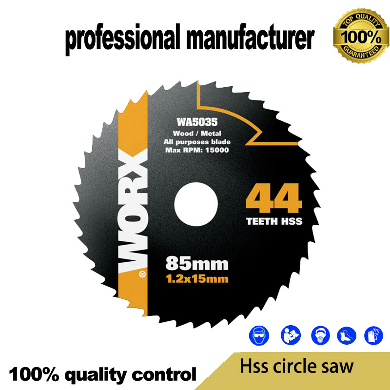 WA5035 Original Quality Saw Blade For Wood Soft Metal Pipe Pvc HSS Saw Blade For Worx Tool At Good Price For Home Decoration